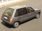 Renault Super Van Cinq Concept by Heuliez 1985 wallpapers