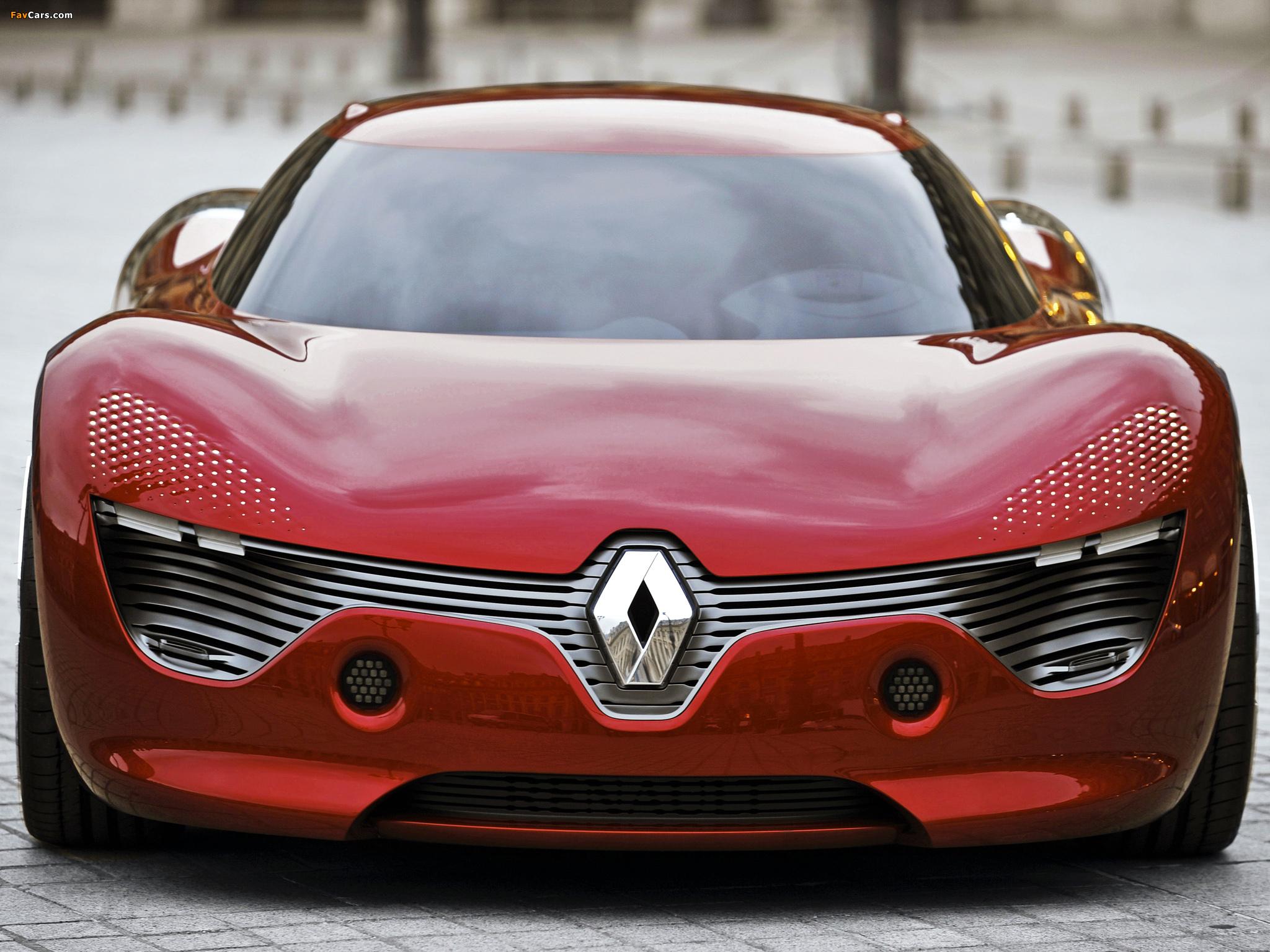 Renault DeZir Concept 2010 wallpapers (2048 x 1536)