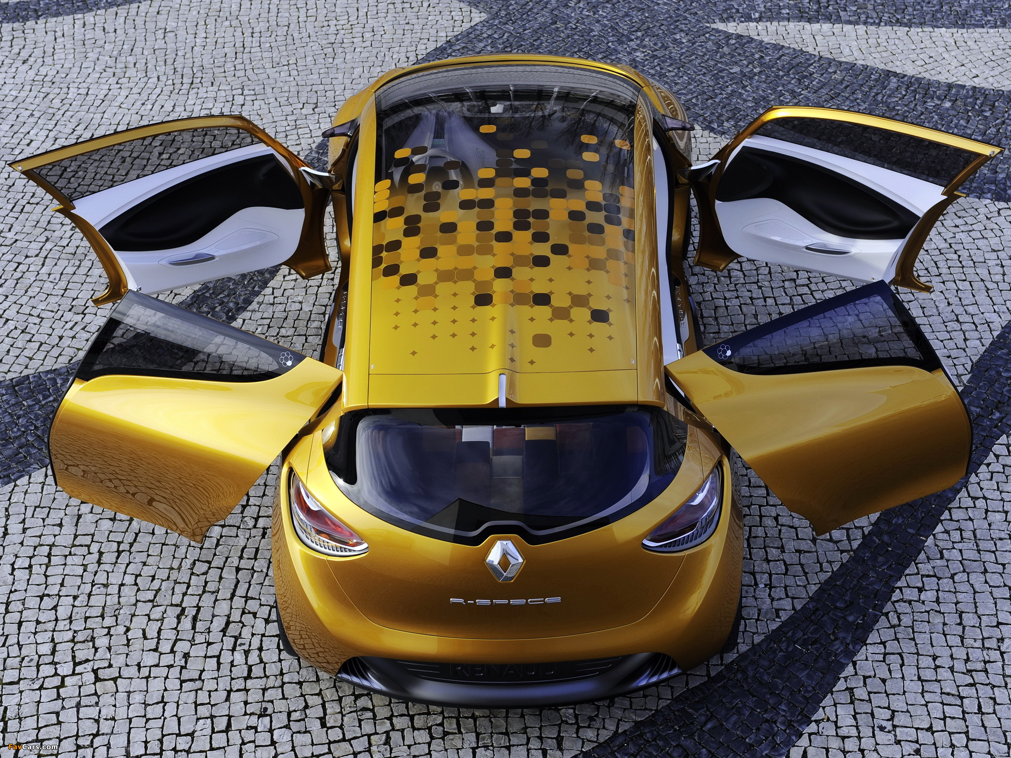 Renault R-Space Concept 2011 wallpapers (2048 x 1536)
