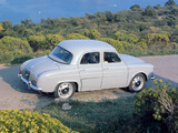 Images of Renault Dauphine 1956–67