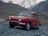 Photos of Renault Dauphine 1956–67