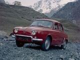 Photos of Renault Dauphine 1956–67