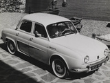 Pictures of Renault Dauphine 1956–67