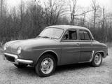 Renault Dauphine 1956–67 wallpapers