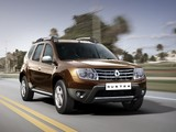 Images of Renault Duster IN-spec 2010