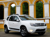Photos of Renault Duster Tech Road 2012