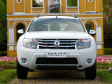 Renault Duster Tech Road 2012 photos