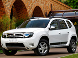 Renault Duster Tech Road 2012 wallpapers