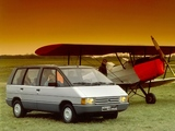 Images of Renault Espace (J11) 1984–88