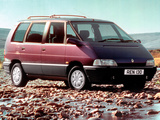 Images of Renault Espace (J63) 1991–96