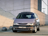 Images of Renault Espace (JE0) 1996–2002
