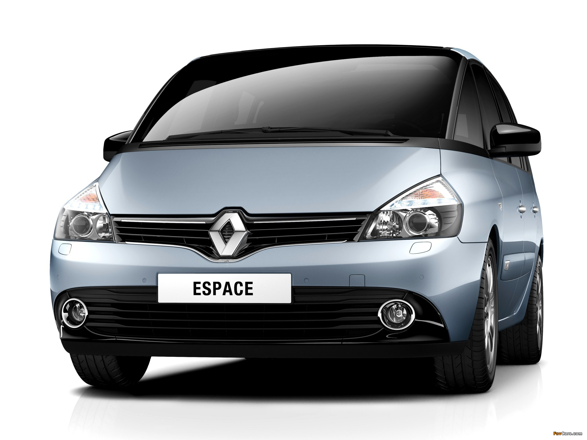 Images of Renault Grand Espace (J81) 2012 (2048 x 1536)