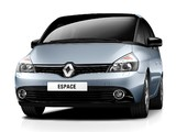 Images of Renault Grand Espace (J81) 2012