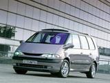 Photos of Renault Espace (JE0) 1996–2002