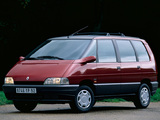 Pictures of Renault Espace Cyclade (J63) 1994–96