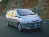 Pictures of Renault Espace (JE0) 1996–2002