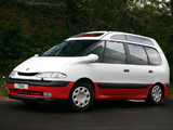 Pictures of Renault Espace Teksi by Heuliez 1998