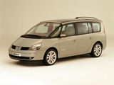 Pictures of Renault Espace Concept (J81) 2002