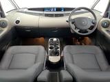 Pictures of Renault Espace ZA-spec (J81) 2002–06