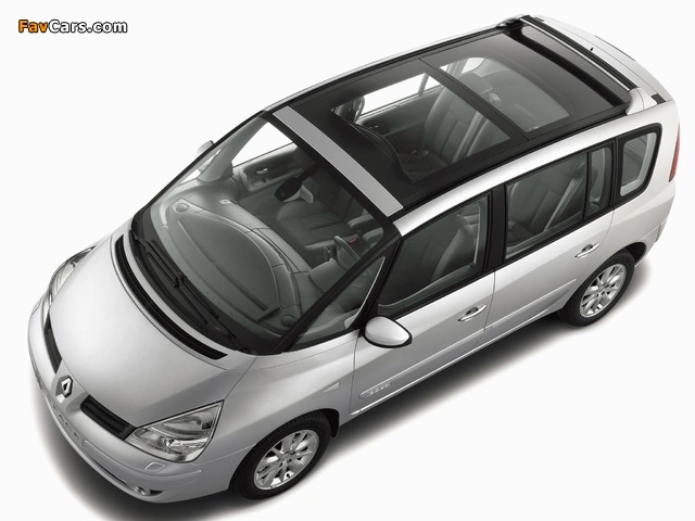 Pictures of Renault Espace (J81) 2006 (640 x 480)