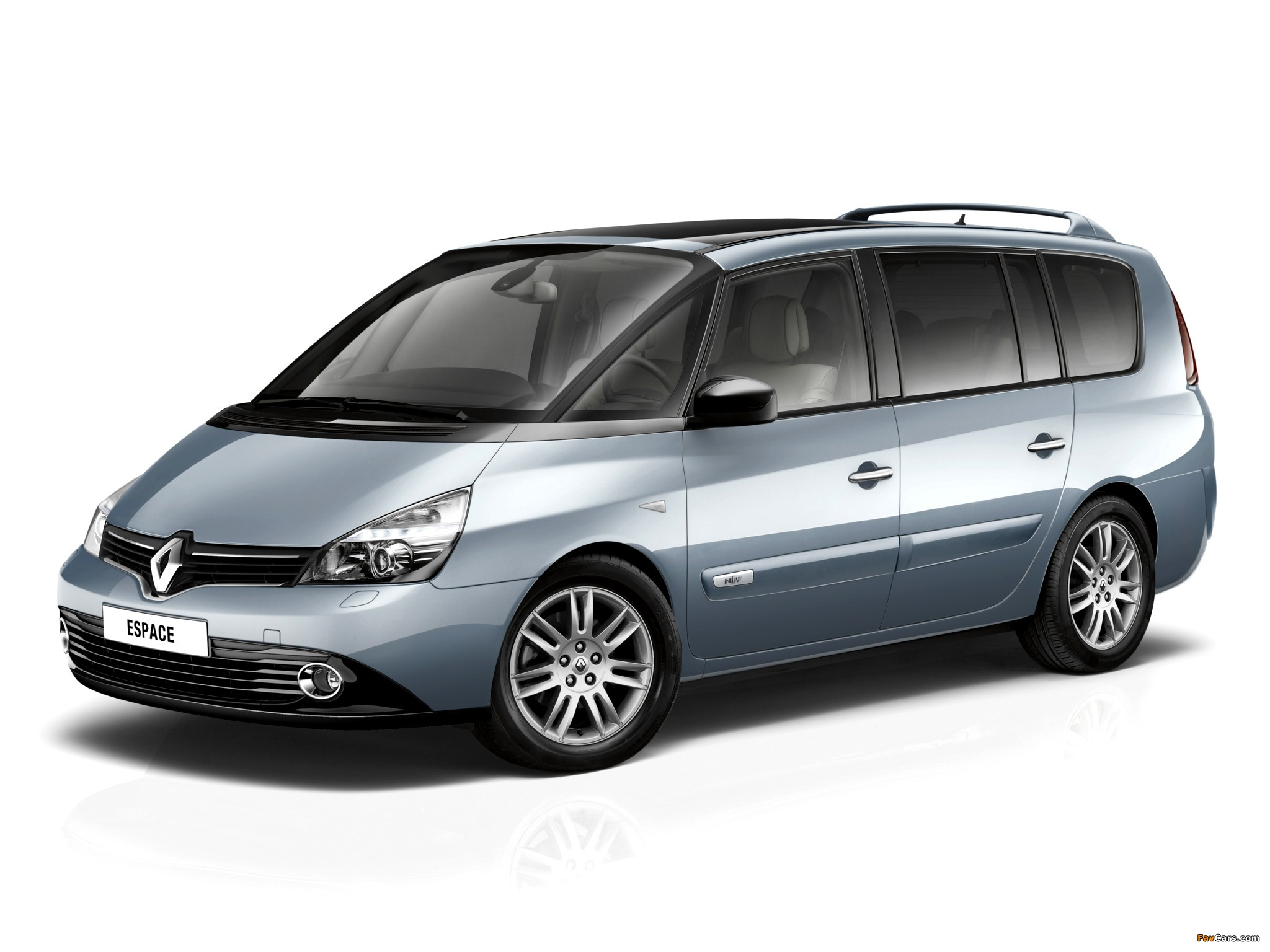 Pictures of Renault Grand Espace (J81) 2012 (2048 x 1536)