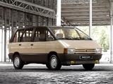 Renault Espace (J11) 1984–88 images