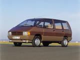 Renault Espace (J11) 1984–88 pictures
