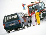 Renault Espace Quadra (J11) 1988–91 photos
