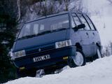 Renault Espace Quadra (J11) 1988–91 pictures