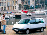 Renault Espace (J63) 1991–96 photos