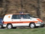 Renault Espace Ambulance (J63) 1991–96 pictures