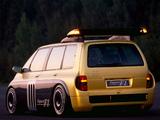 Renault Espace F1 Concept 1994 pictures