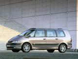 Renault Espace (JE0) 1996–2002 images