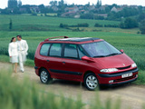 Renault Espace (JE0) 1996–2002 photos