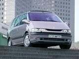 Renault Espace (JE0) 1996–2002 pictures