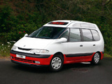 Renault Espace Teksi by Heuliez 1998 pictures