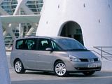 Renault Espace (J81) 2002–06 photos