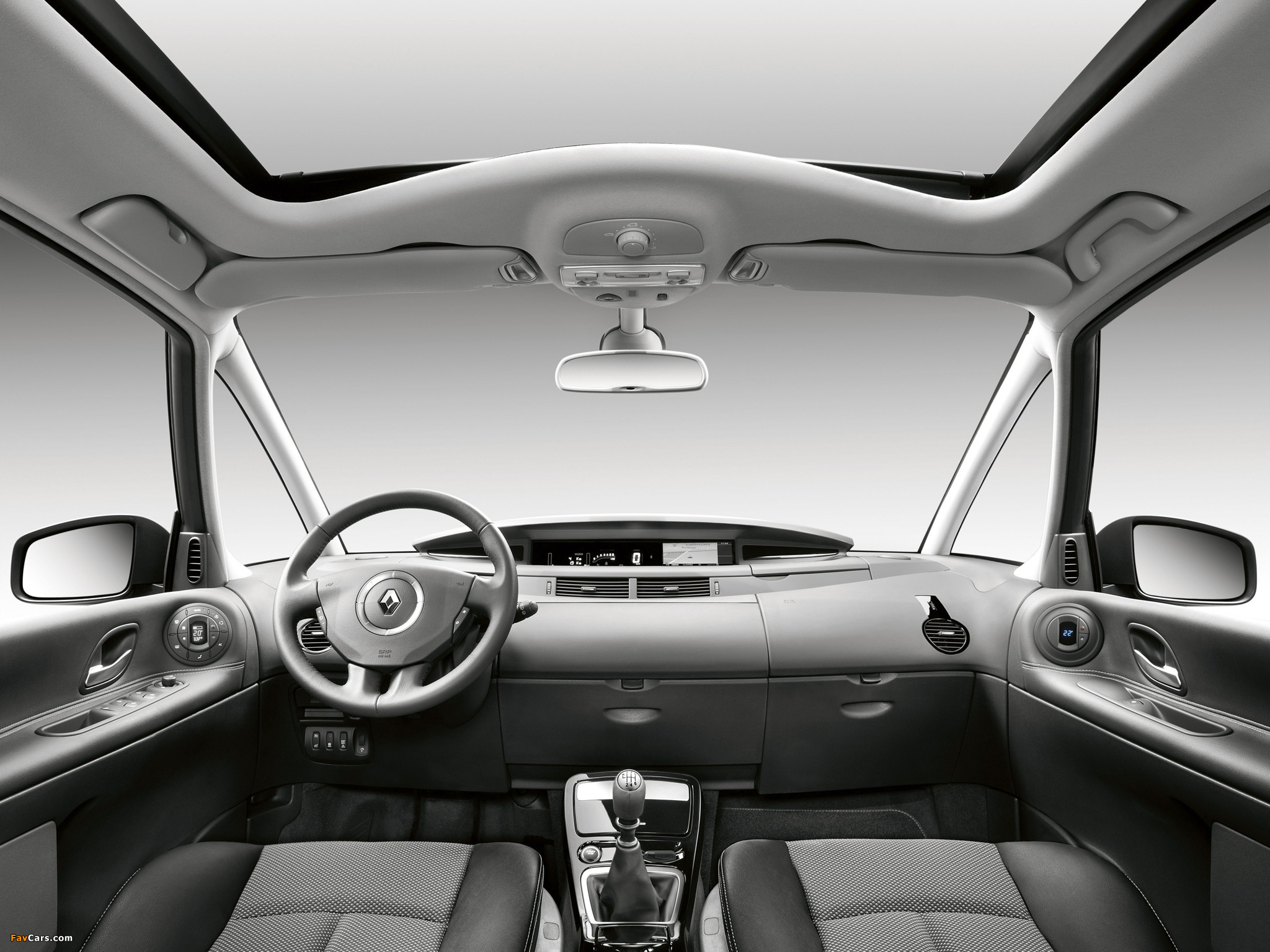 Renault Espace (J81) 2006 pictures (2048 x 1536)