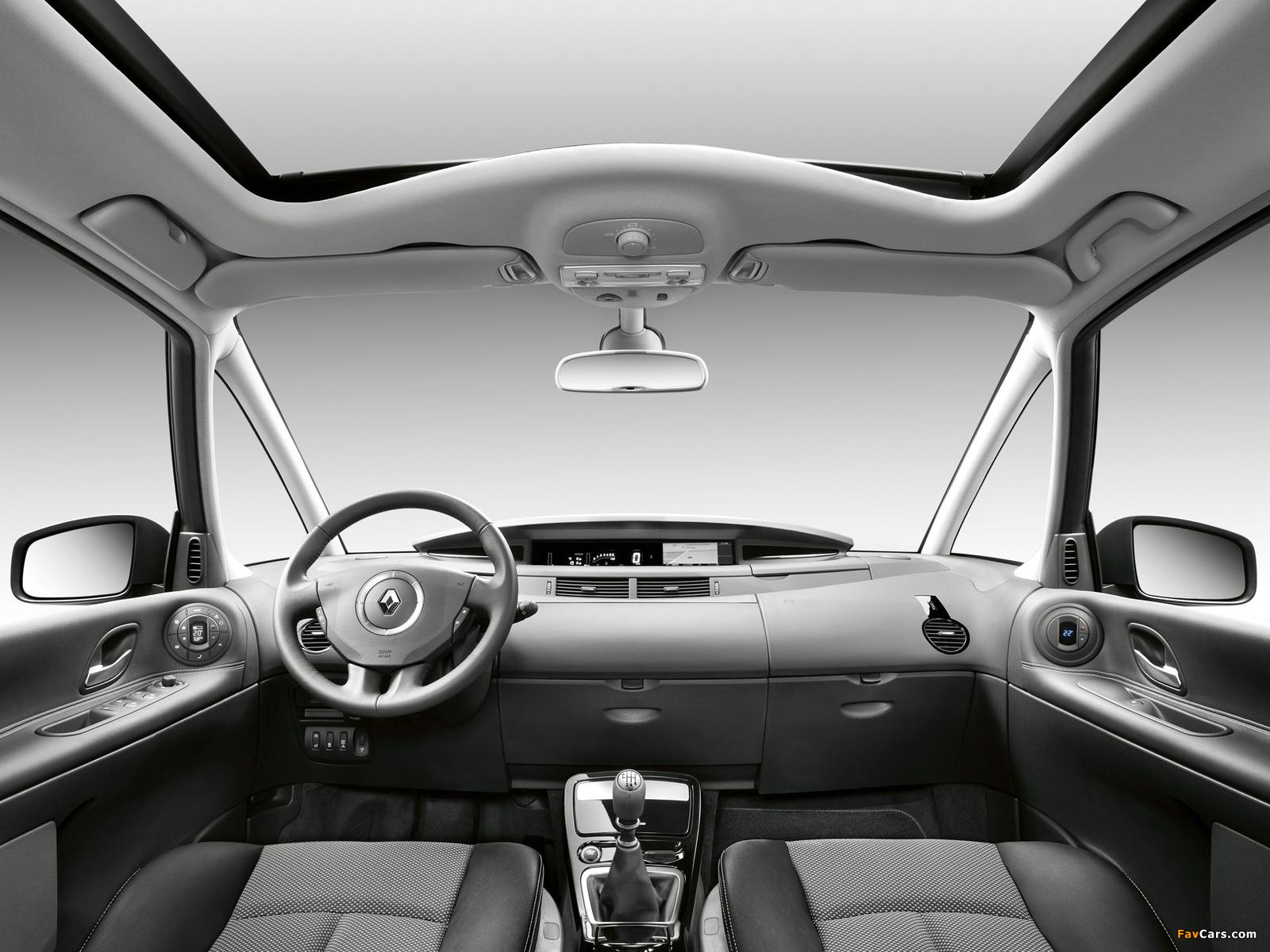 Renault Espace (J81) 2006 pictures (1600 x 1200)