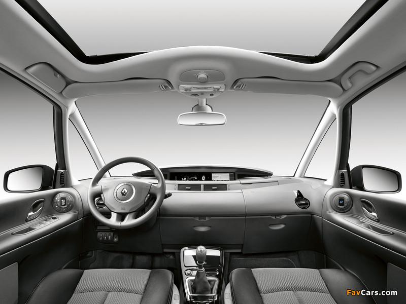 Renault Espace (J81) 2006 pictures (800 x 600)