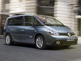 Renault Grand Espace (J81) 2012 photos