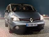 Renault Grand Espace (J81) 2012 wallpapers