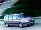 Renault Espace (JE0) 1996–2002 wallpapers