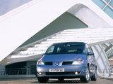Renault Espace (J81) 2002–06 wallpapers