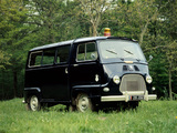 Pictures of Renault Estafette Gendarmerie 1959–80