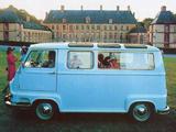 Renault Estafette 1959–80 images