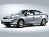 Images of Renault Fluence UAE-spec 2009