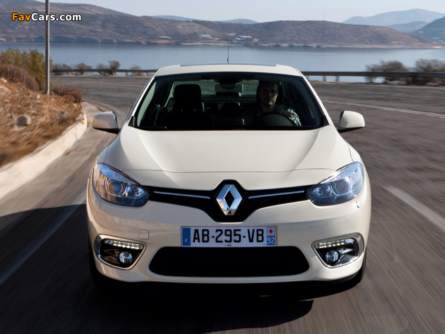 Images of Renault Fluence 2012 (640 x 480)
