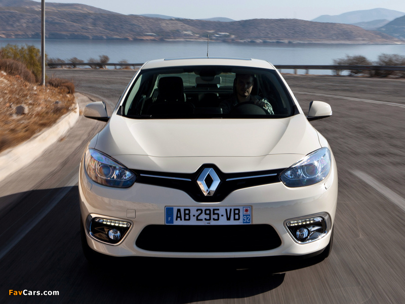 Images of Renault Fluence 2012 (800 x 600)