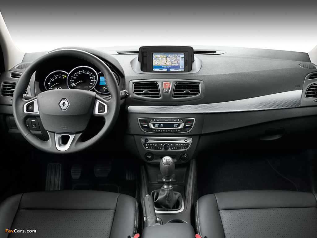 Photos of Renault Fluence 2009 (1024 x 768)